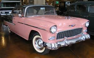 1955 chevy pink gray a photo on flickriver