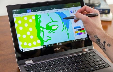 Acer Spin 1 For Drawing