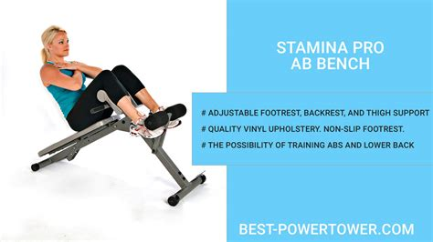 stamina ab bench best 7 sit up bench review buyer s guide for ab benches