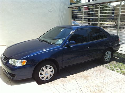 2002 Toyota Corolla For Sale 2002 Toyota Corolla Excellent Condition For Sale
