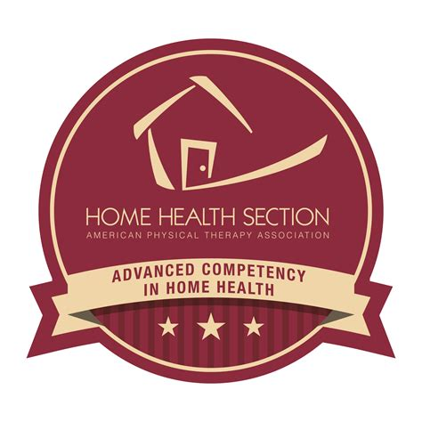 home health section of apta