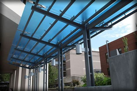 materiali per coperture tettoie coperture in plexiglass tettoie e pensiline tipologie