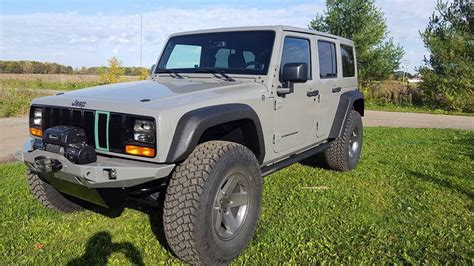 jeep pathkiller meet the pathkiller a tuned wrangler with a cherokee xj
