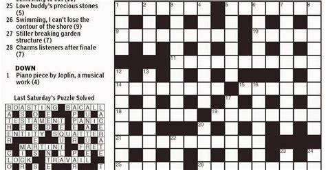 national post cryptic crossword forum saturday june 23 national post cryptic crossword forum saturday august 23
