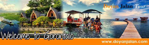 Paket Wow 6 wow paket tour wisata gorontalo adventure 3 hari 2 malam