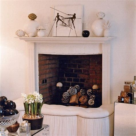 Fireplace Ideas Uk living room with classic fireplace decorating ideas