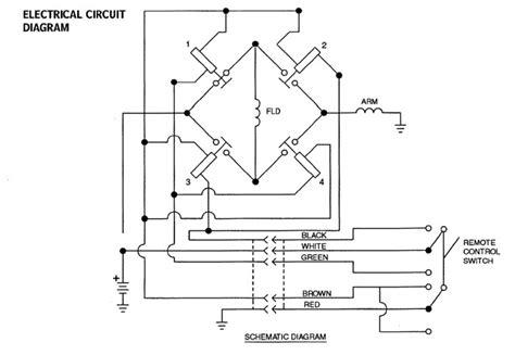 4 wheeler solenoid wiring diagram get free image about
