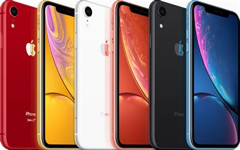 iphone xr receives fcc approval ahead of october 19 pre orders macrumors