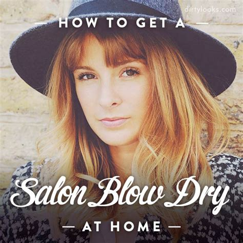 how to get a salon at home