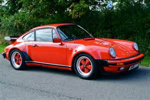 1982 Porsche Turbo 1982 Porsche 911 Turbo Silverstone Auctions