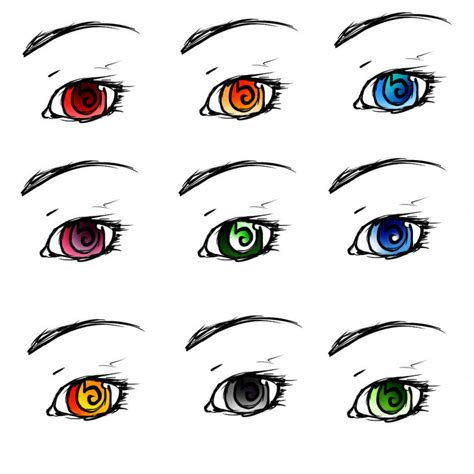 eye template eye template coloured by alexfan101 on deviantart