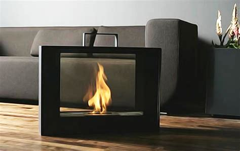Conmoto Fireplace by Conmoto Travelmate A Fireplace In A Suitcase