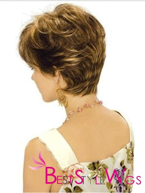short feathered hair cuts short feather cut long neck line hair styles
