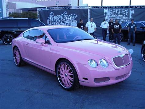 bentley car pink paris hilton s pink bentley gt paris hilton s bentley