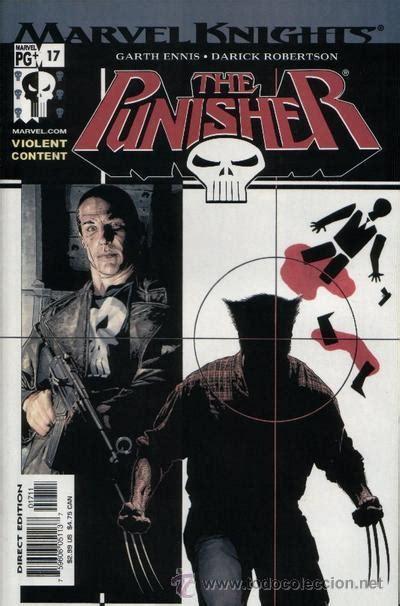 libro punisher vs the marvel the punisher 17 marvel 2 002 usa comprar comics usa antiguos en todocoleccion 32353971