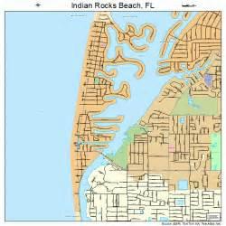 indian rocks florida map 1233625