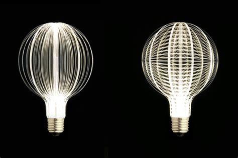 led light bulb design uri led light bulb by nap 187 retail design