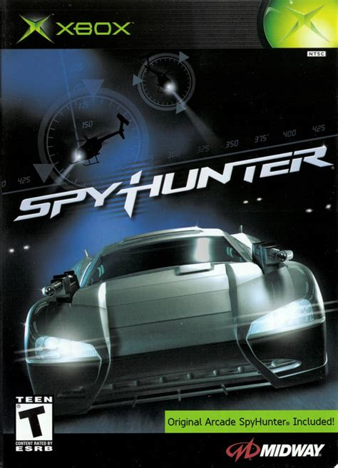 spy hunter xbox