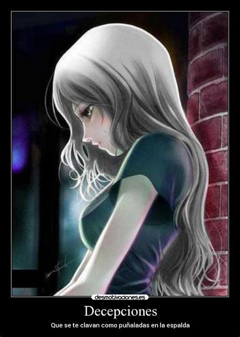 imagenes llorando anime decepciones desmotivaciones