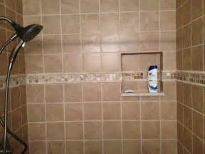 custom tile shower traditional bathroom new york