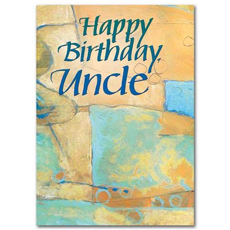 printable happy birthday cards for uncle happy birthday uncle family birthday card