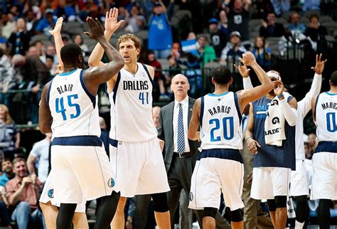 mavericks bench dallas mavericks bench becoming factor