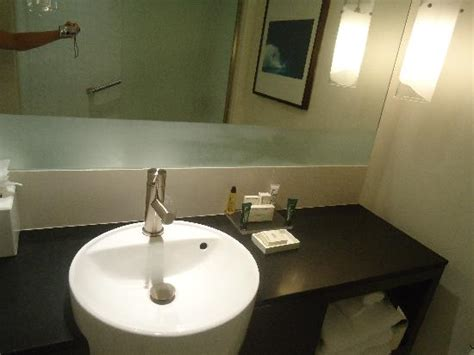 bathroom vanity fort lauderdale jr suite bath vanity picture of hilton fort lauderdale