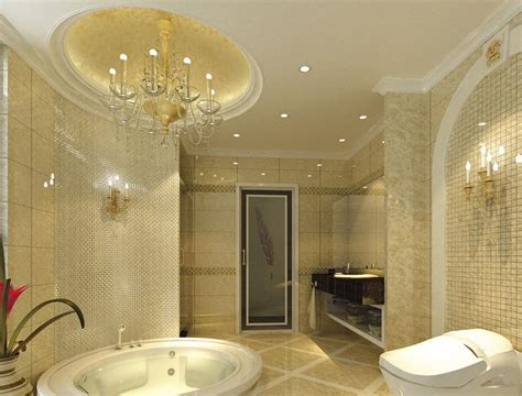 50 Impressive Bathroom Ceiling Design Ideas Master Bathroom Ceiling Material