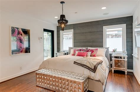 Best Home Interior Color Combinations bedroom accent walls to keep boredom away