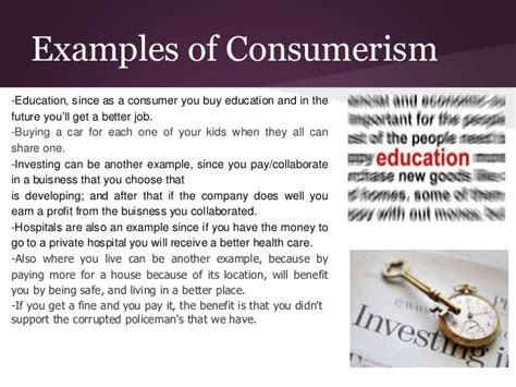 What To Do About Consumerism And Your Child by Consumerism