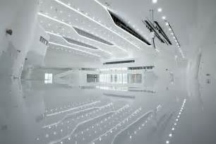 Kitchen Design Concept by Dongdaemun Design Park Amp Plaza By Zaha Hadid In Seoul Opens