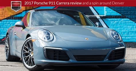 porsche payment center 2017 porsche 911 review and a spin around denver