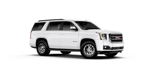 buick gmc collinsville test drive this 2017 summit white gmc yukon at buick