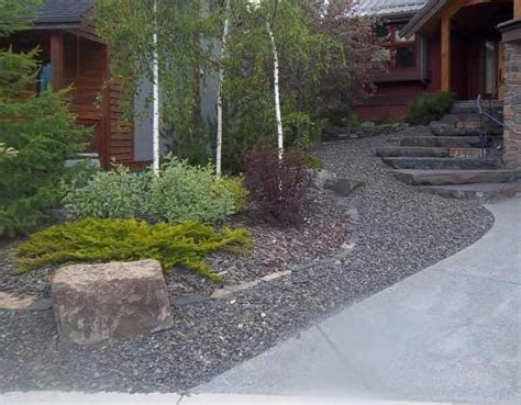 Gravel Front Yard Pin By Dreamyard On Front Yard Landscaping Ideas