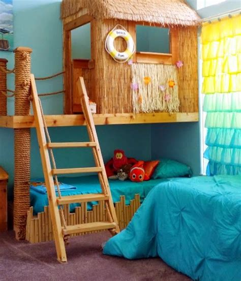 30 Ideas For Your Kid S Dream Bedroom Bored Art