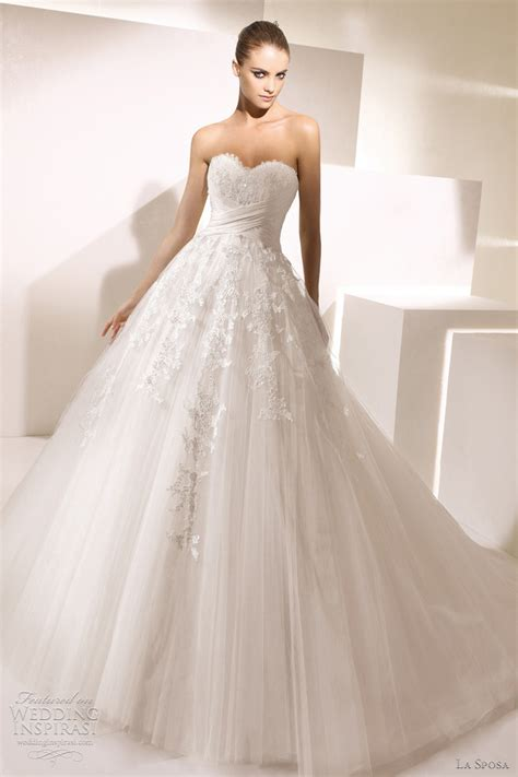2012 Wedding Dresses by La Sposa Wedding Dresses 2012 Bridal Collection