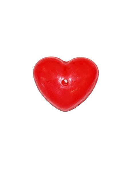 candele cuore candela cuore rosso cereria muto 1920