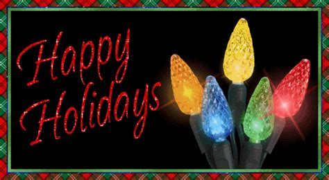 happy holidays animated pictures