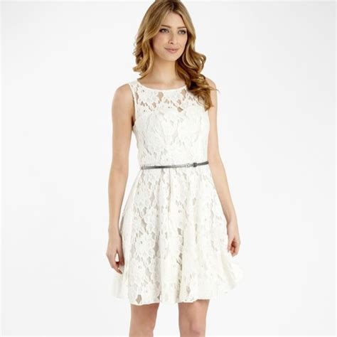 Summer Must White Lace Dresses by White Lace Summer Dress Dresses Za