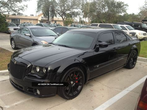 2009 Chrysler 300 Specs by Chrysler 300c 6 1 2009 Auto Images And Specification