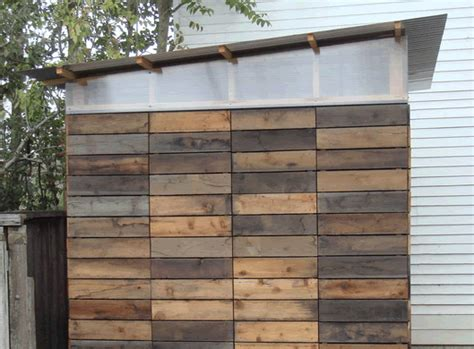 Reclaimed Wood Shed by Reclaimed Studio Shed