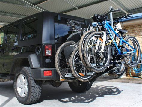 Jeep Wrangler Motorcycle Carrier Cars July 2014