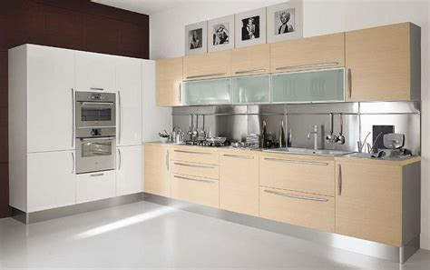 Cabinet Ideas For Kitchen Minimalist Kitchen Cabinet Designs Home Design