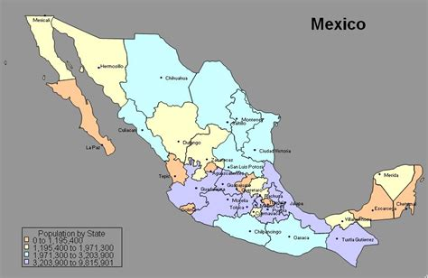 map of mexico provinces mapland mapping software world maps