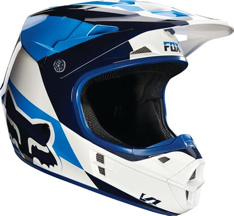 motocross fox helmets 169 95 fox racing v1 mako dot helmet 234747