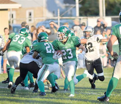 Portage Records Berlin Portage Risk Unbeaten Records In Week 4 Showdown Local Sports Tribdem
