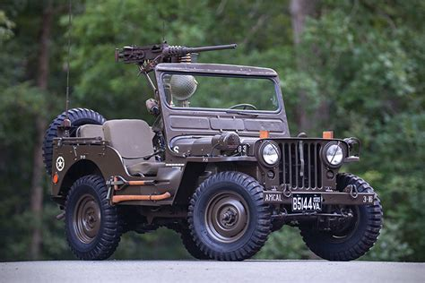 Anything Jeep 1950 S Willys M38 Jeep Ready For Anything