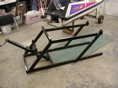 build your own sled lift 70 homemade atv lift table motorcycle lift table