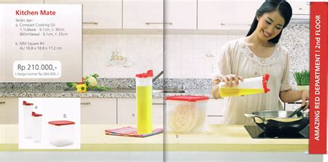 Kitchen Mate 2 Tupperware tupperware surabaya diskon 087854807222 katalog