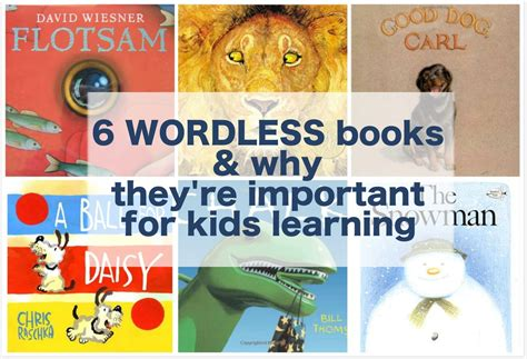 wordless picture books for preschoolers with the 1 inspiration for great parents
